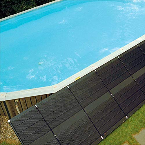SunHeater Pool Heating System Two 2' x 20' Panels – Solar Heater for Inground and Aboveground...