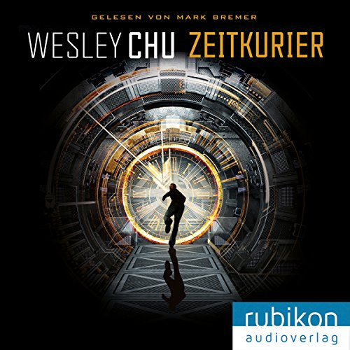Zeitkurier audiobook cover art