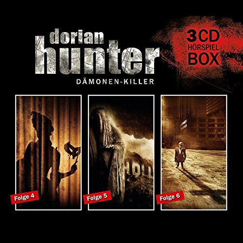 Dorian Hunter Hörspielbox-Folge 04-06