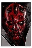Star Wars Leinwandbild, 30,5 x 45,7 cm, Filmkunst, Poster,