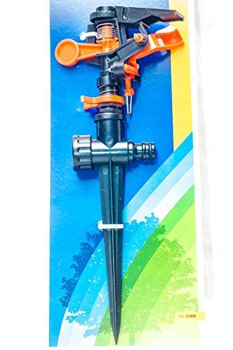STOCKER Irrigatore a settore in plastica - Irrigatori irrigazione standar