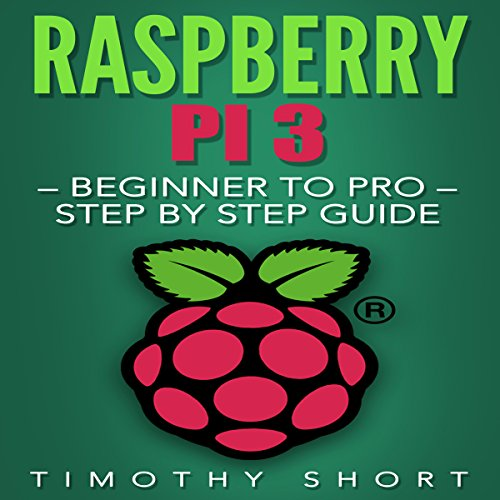 Raspberry Pi 3 cover art