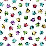 Blank Textiles Insektenstoff, 100 % Baumwolle, 0,5 m Bla134