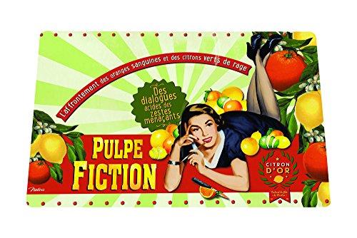 Natives – Set de Table Pulp Fiction – DLP