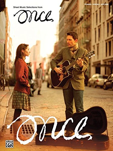 Once -- Sheet Music Selections: Piano/Vocal/Guitar
