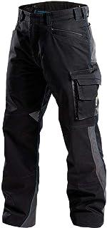 DASSY Spectrum Bundhose Arbeitshose grau//schwarz Codura 250g//m²