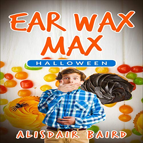 『Ear Wax Max: Halloween』のカバーアート