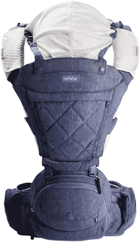 FIFY Babytrage Baby Schlinge Schlinge Schlinge Größe Hocker atmungsaktive Schulter Vier-in-One Baby Größe Hocker Multifunktions-Aluminium-Hocker Kern halten Baby Größe Hocker C16 ax16 frisch grün, C B07HBQNJNC  Stabile Qualität 01a889