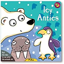 Icy Antics (Curious Creatures) by Shaheen Bilgrami (2003-10-01)