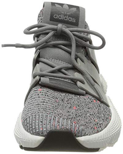 Adidas PROPHERE, Zapatillas de Deporte Hombre, Gris (Gritre/Ftwbla/Rojsol 000), 40 EU