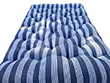 Next GO Queen Bed Size Soft Cotton Tuffted Floor Mattress Ruyi Gadda Foldable Hypoellergic with Pillow Gives Full Support to The Back Pain