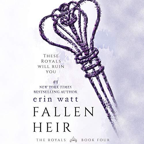 Fallen Heir audiobook cover art