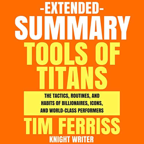 Extended Summary audiobook cover art