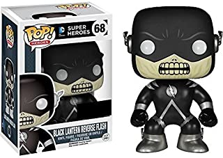 DC Comics Funko Pop! Black Lantern Reverse Flash Exc Figure
