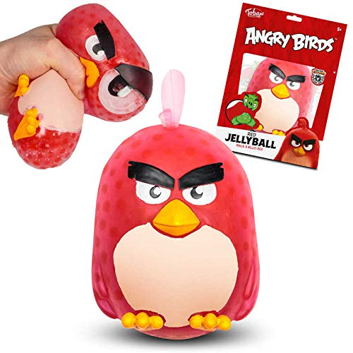 Tobar Angry Birds Red Stressball - Antistressball Anti Stressball Knautschball