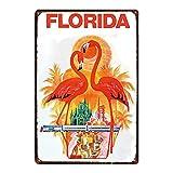 NOT Florida Interessante Poster Einzigartige Wanddekoration