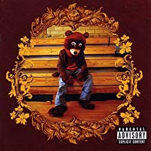 by ultimate posterALBUM COVER POSTER KANYE WEST: THE COLLEGE DROPOUT 12x18