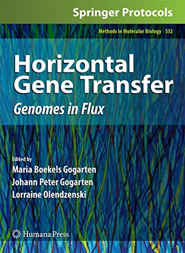 Horizontal Gene Transfer: Genomes in Flux (Methods in Molecular Biology (532), Band 532)