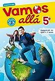 Vamos allá 5e - Cycle 4, 1ere année - Espagnol LV2 (A1) - Manuel de...
