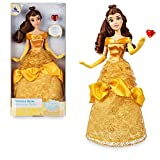 Poupée officielle Princesse Belle classique de Disney avec bague