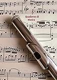 Quaderno di Musica: Quaderno Pentagrammato...