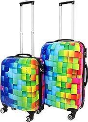 mit farbe findet man seinen koffer leichter. Black Bedroom Furniture Sets. Home Design Ideas