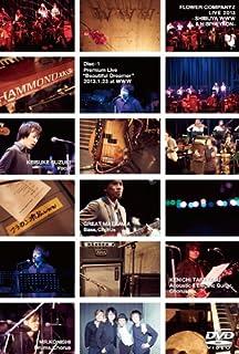 フラワーカンパニーズライブ2013(渋谷WWW&日比谷野外大音楽堂) [DVD]
