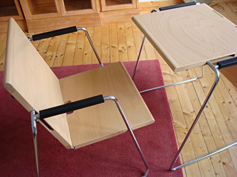 Seattable Tisch   Stuhl verwandelbar - neuwertig