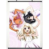アニメ巻物ポスター運命防水壁画家の装飾ファンはアートギフトを収集します 19.7x29.5inch/50x75cm