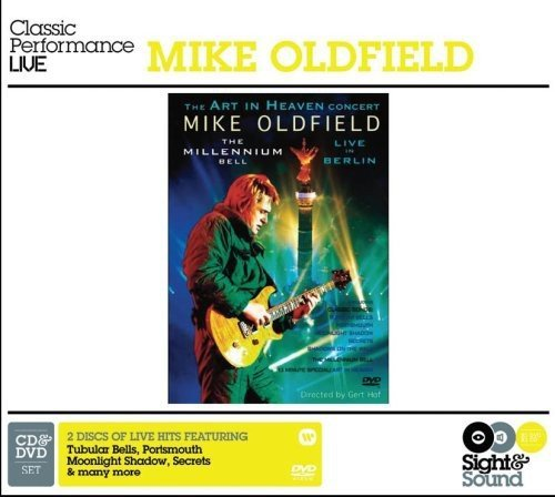 Sight & Sound: Millennium Bell - Live in Berlin by MIKE OLDFIELD...