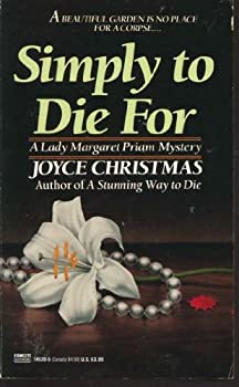 Simply to Die For 0449145395 Book Cover