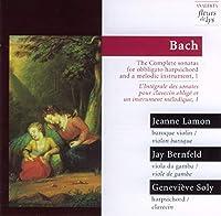 Bach: Harpsichord Sontatas