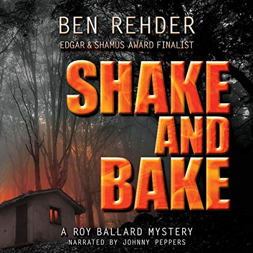 Shake and Bake audiobook cover art