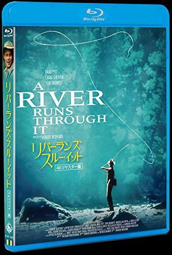 リバー・ランズ・スルー・イット<4Kリマスター版> [Blu-ray]