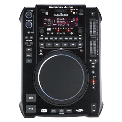 American Audio 1115000001 Radius 3000 DJ CD Player