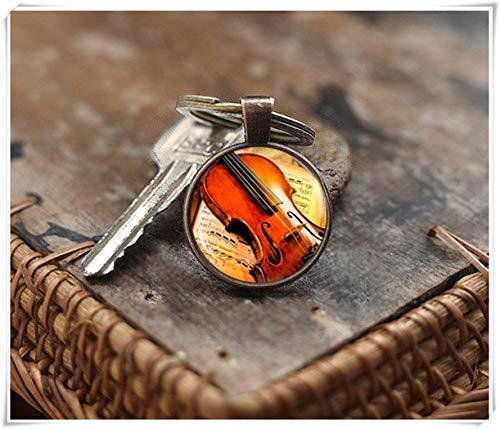 We Are Forever - Llavero de Viola Familiar, Violinista,
