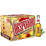 Bière - DESPERADOS Pack de 20 Bieres - Aromatisée Téquila - Alc 5,9% vol - 25cl