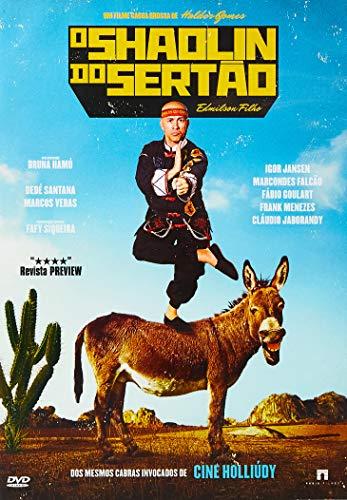 O Shaolin Do Sertão [DVD]