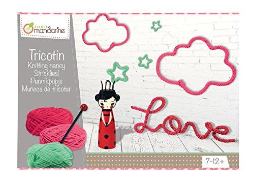 Avenue Mandarine 42710O Cofanetto creativo, Macchina per maglieria