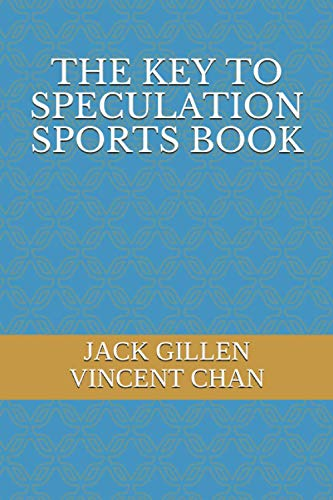 THE KEY TO SPECULATION SPORTS BOOK