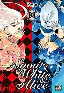 Snow White & Alice Edition simple Tome 3