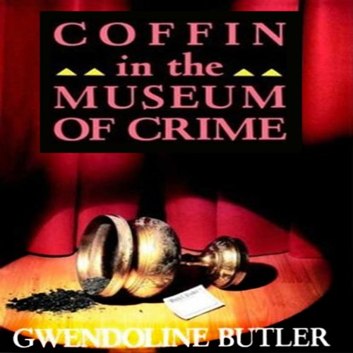 Coffin in the Museum of Crime audiobook cover art