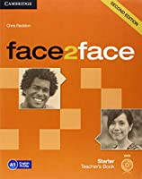 face2face Starter Teacher's Book with DVD by Chris Redston(2014-07-14)