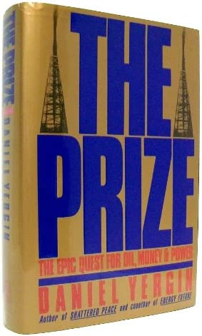 The Prize The Epic Quest for Oil Money and Power product image