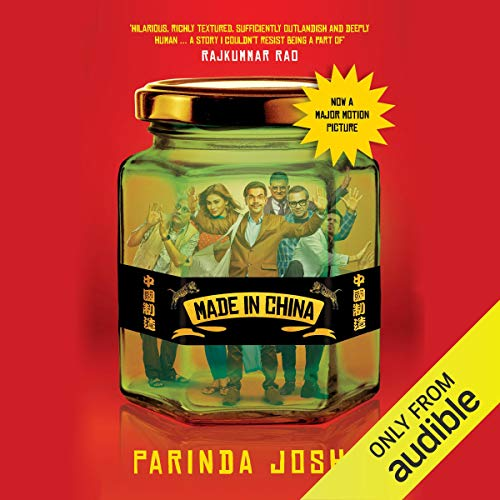 Made in China cover art