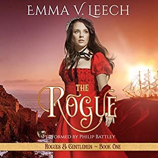 The Rogue: Rogues & Gentlemen Book 1 (Rogues and Gentlemen)                   By:                                                                                                                                 Emma V. Leech                               Narrated by:                                                                                                                                 Philip Battley                      Length: 8 hrs and 19 mins     5 ratings     Overall 4.4