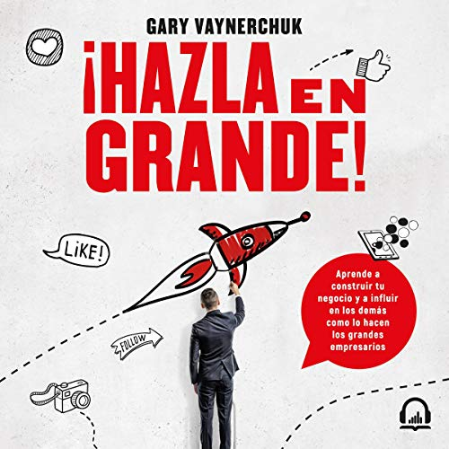 ¡Hazla en grande! [Make It Big!] cover art