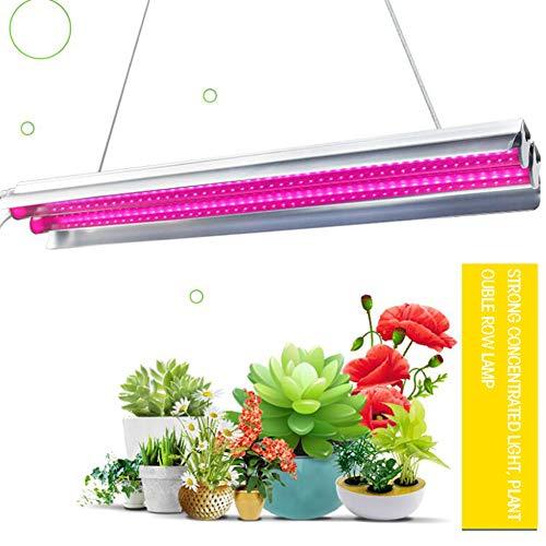 Pflanzenlichter LED Pflanzenwachstumslichter Vollspektrum-LED-Pflanzenlichter - Zum Anpflanzen von Gemüse in Innenräumen, zum Pflanzen von Blumen und zum Pflanzen von Früchten