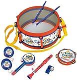 Bontempi - MB 2941.2 - Percussion - Kit Musical