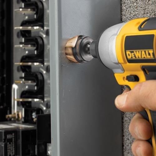 DEWALT Step Drill Bit Set, 3-Piece (DWA1790IR)